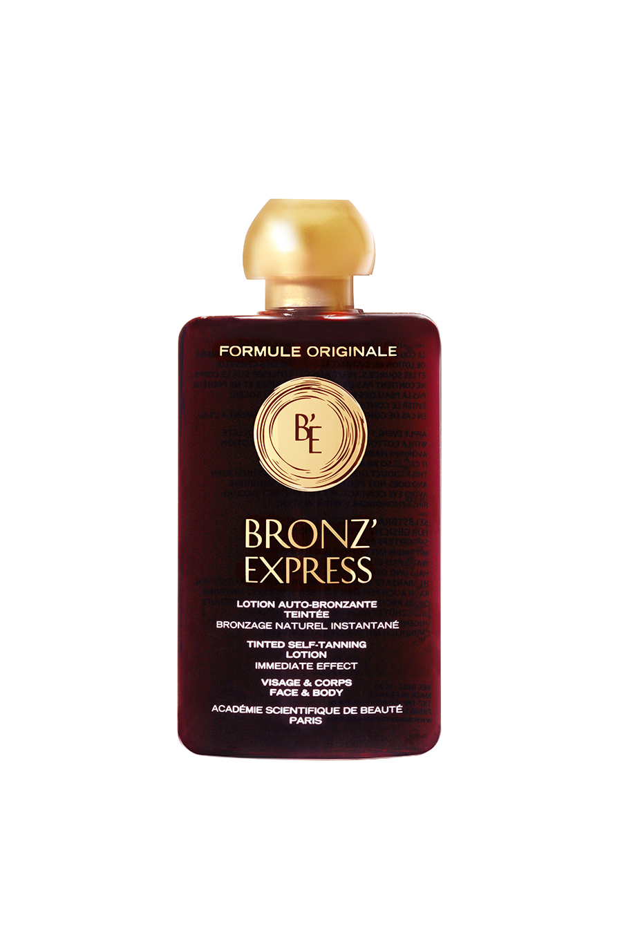 Bronz Express Tinted Tanning Lotion