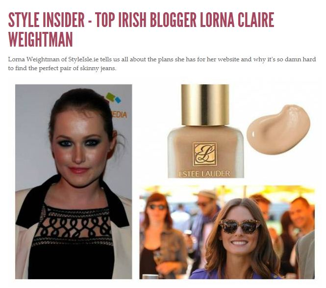 Lorna Weightman Her.ie