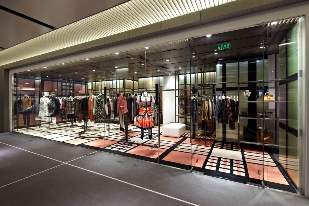 Marni Edition Boutique. Reel Mall Shanghai