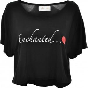 Crown Love Enchanted tee shirt