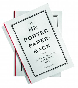MRPORTER launches first ever book