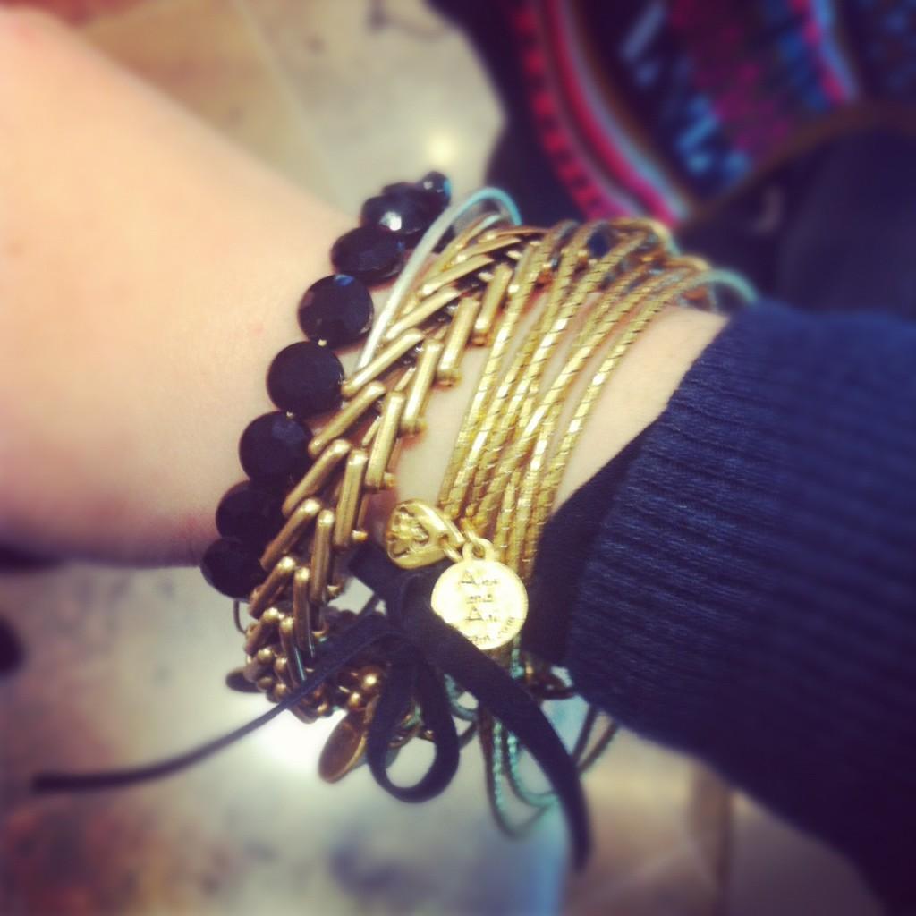 Alex and Ani jewellery