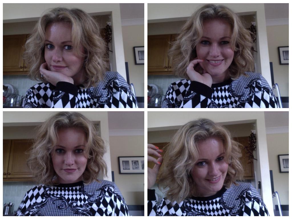 Lorna new hair