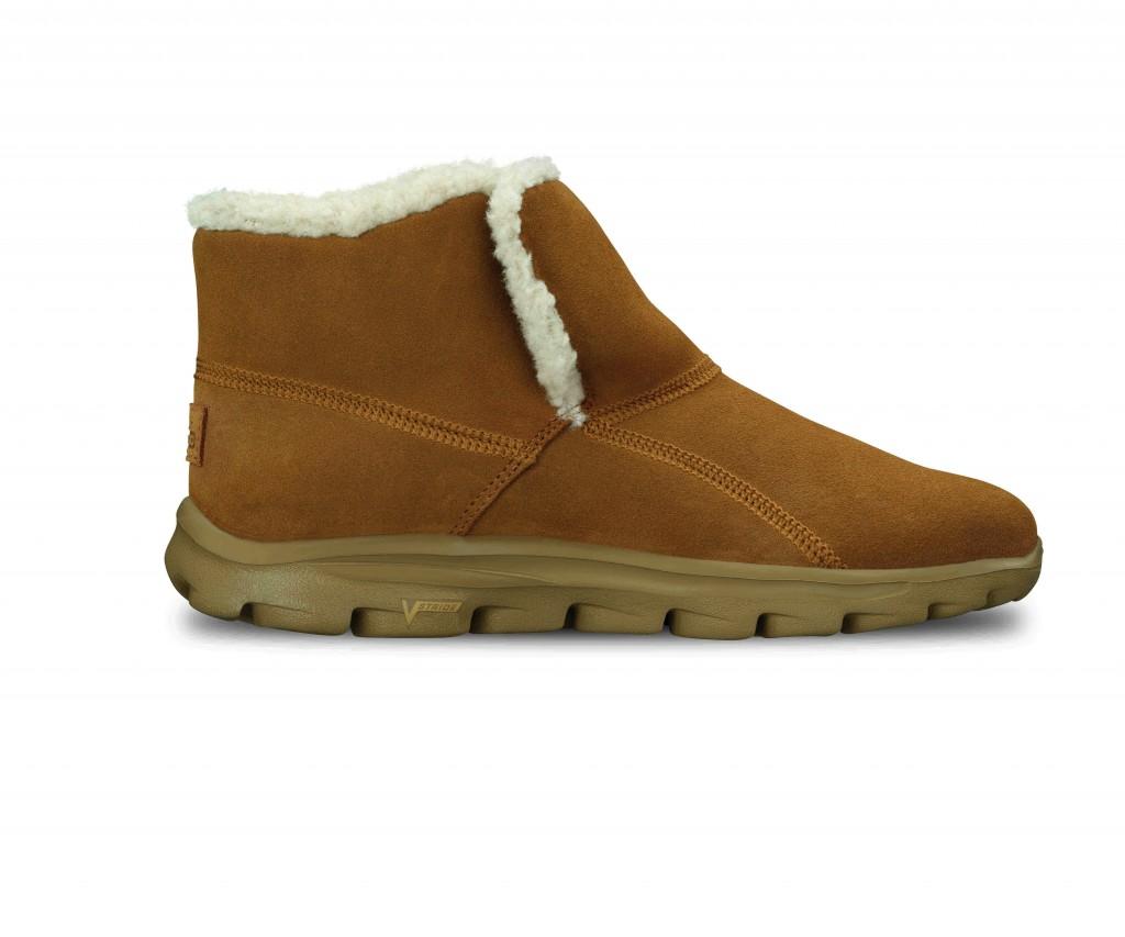 Comfortable shoes for women Skechers Chugga boot shot_1