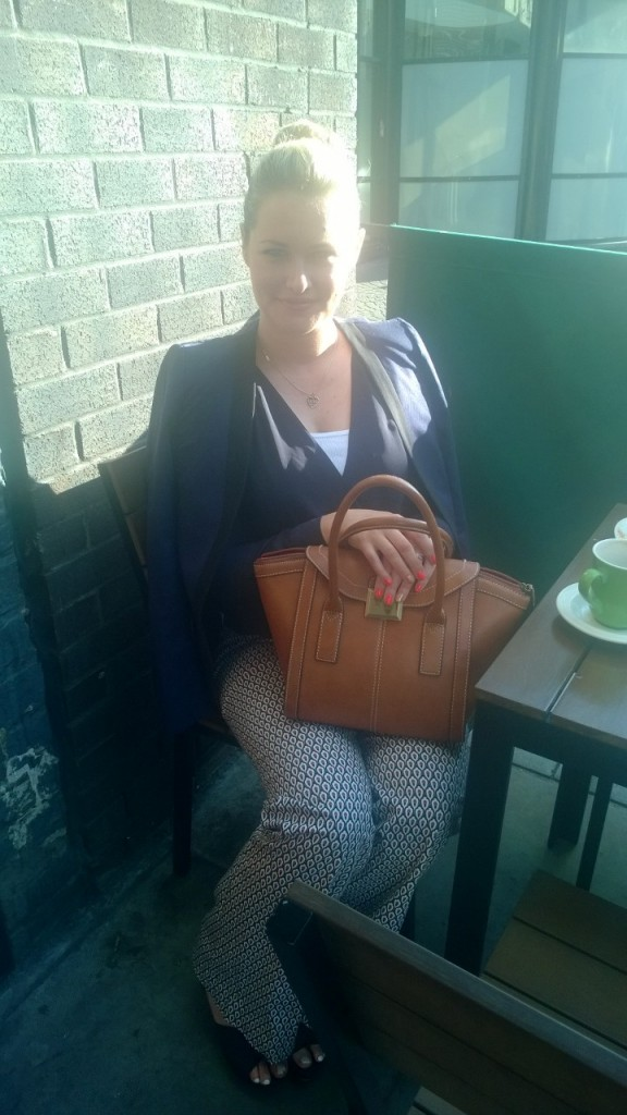 Lorna Weightman Style, blogging with Fiorelli Bags
