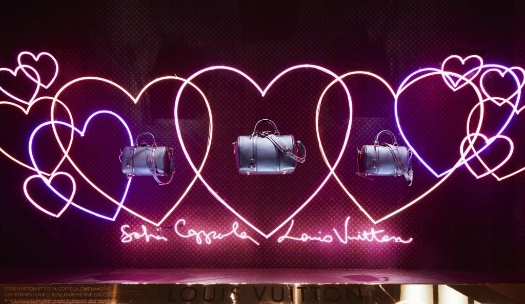 Louis Vuitton presents Sofia Coppola at Le Bon Marché