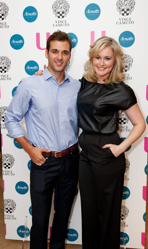 John Camuto and Lorna Claire Weightman
