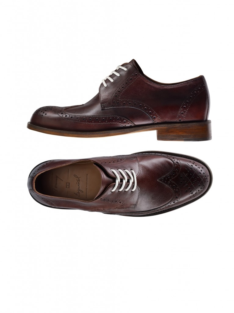Tommy Hilfiger and George Esquivel shoes