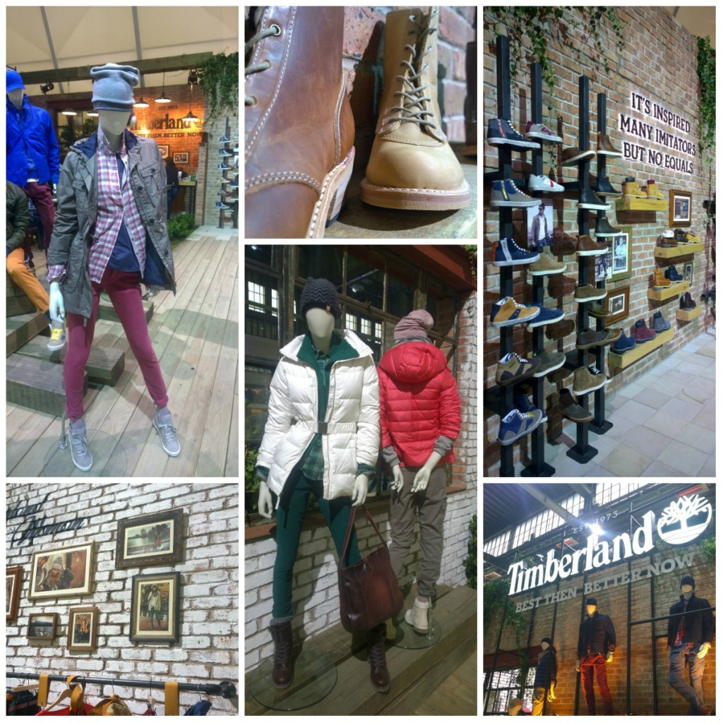 Timberland at Bread and Butter Berlin