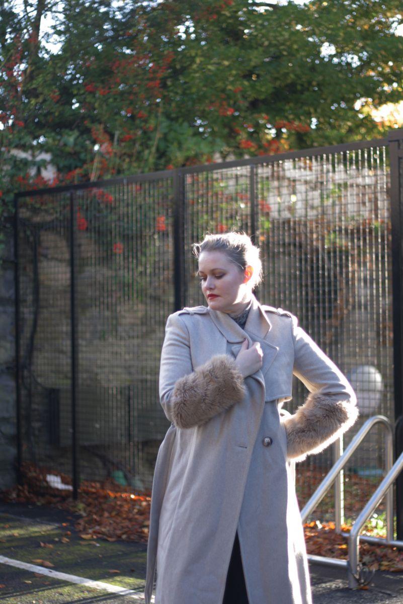Autumnal dressing
