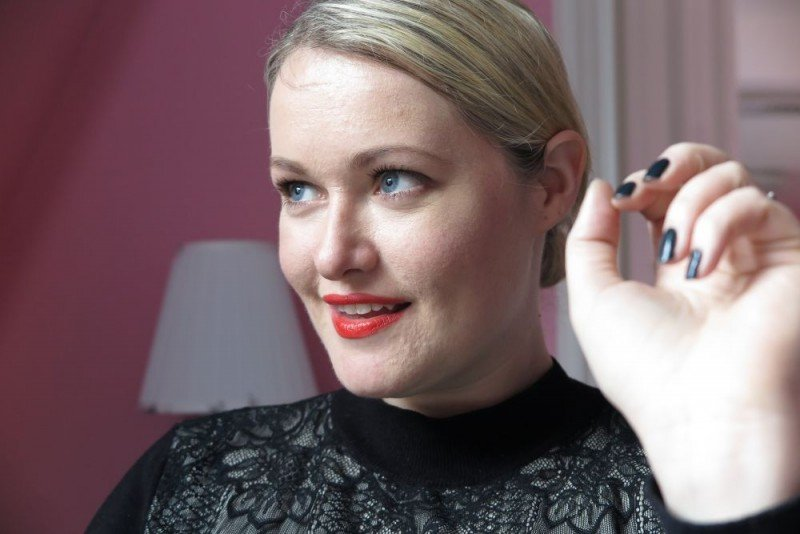 My Top Five Red Lipsticks