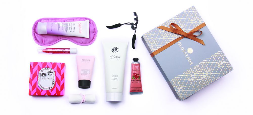 Mother's Day Glossybox