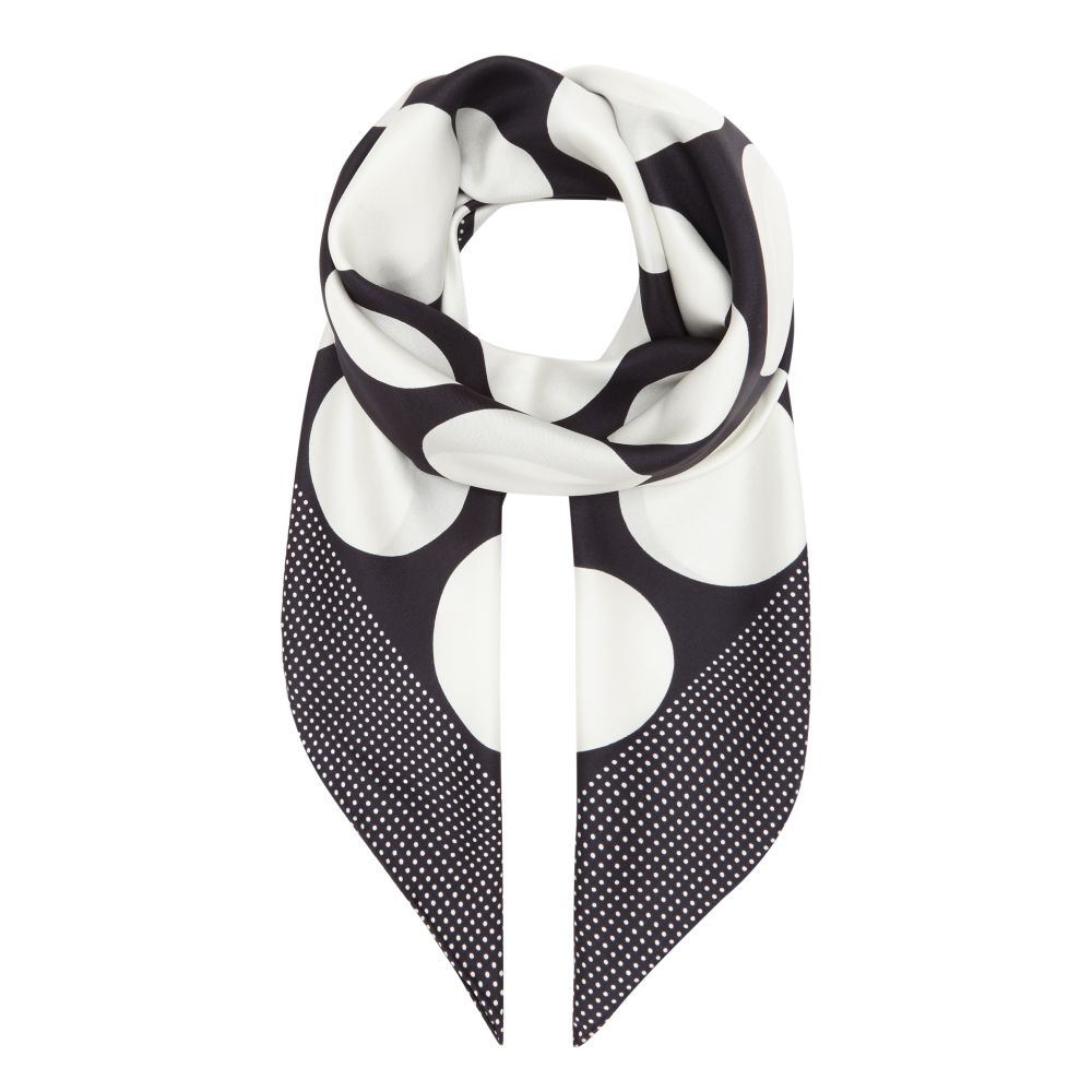 Weekend Max Mara Spot Silk Scarf €85