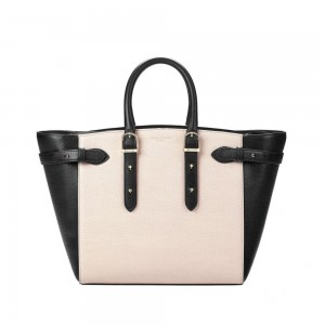 Marylebone Bag with built in phone charger, €1790, Aspinal of London