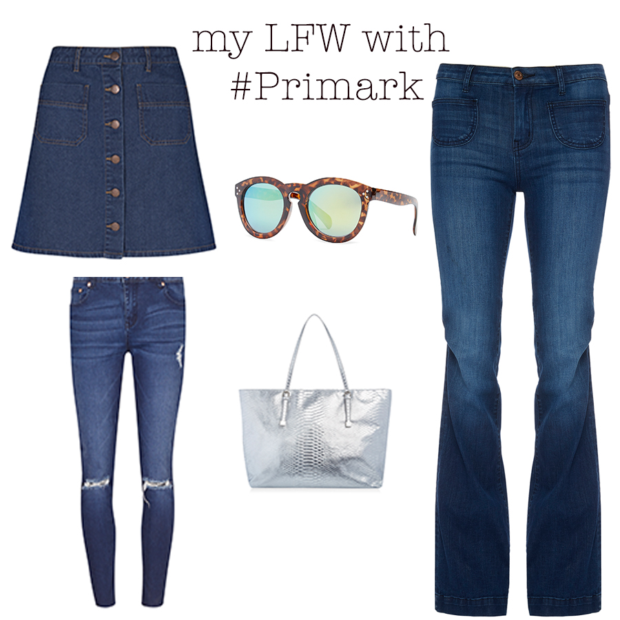 London Fashion Week AW16 with Primark