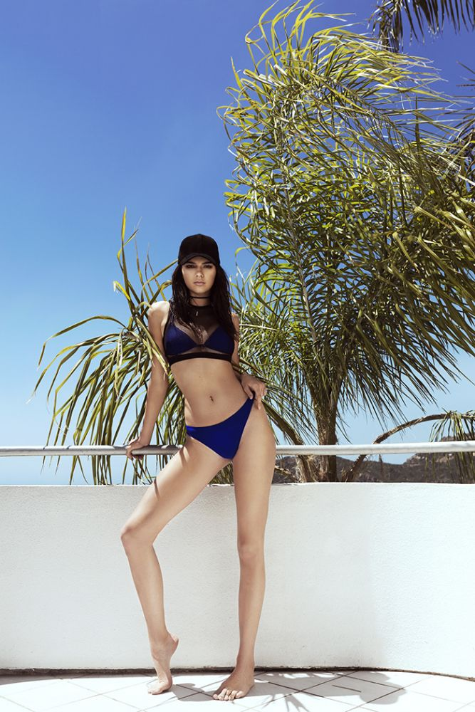 Kendall and Kylie swimwear at Topshop