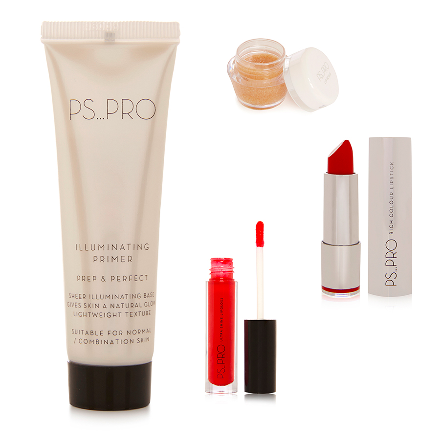 Competition! Win the new PS Pro make up collection!
