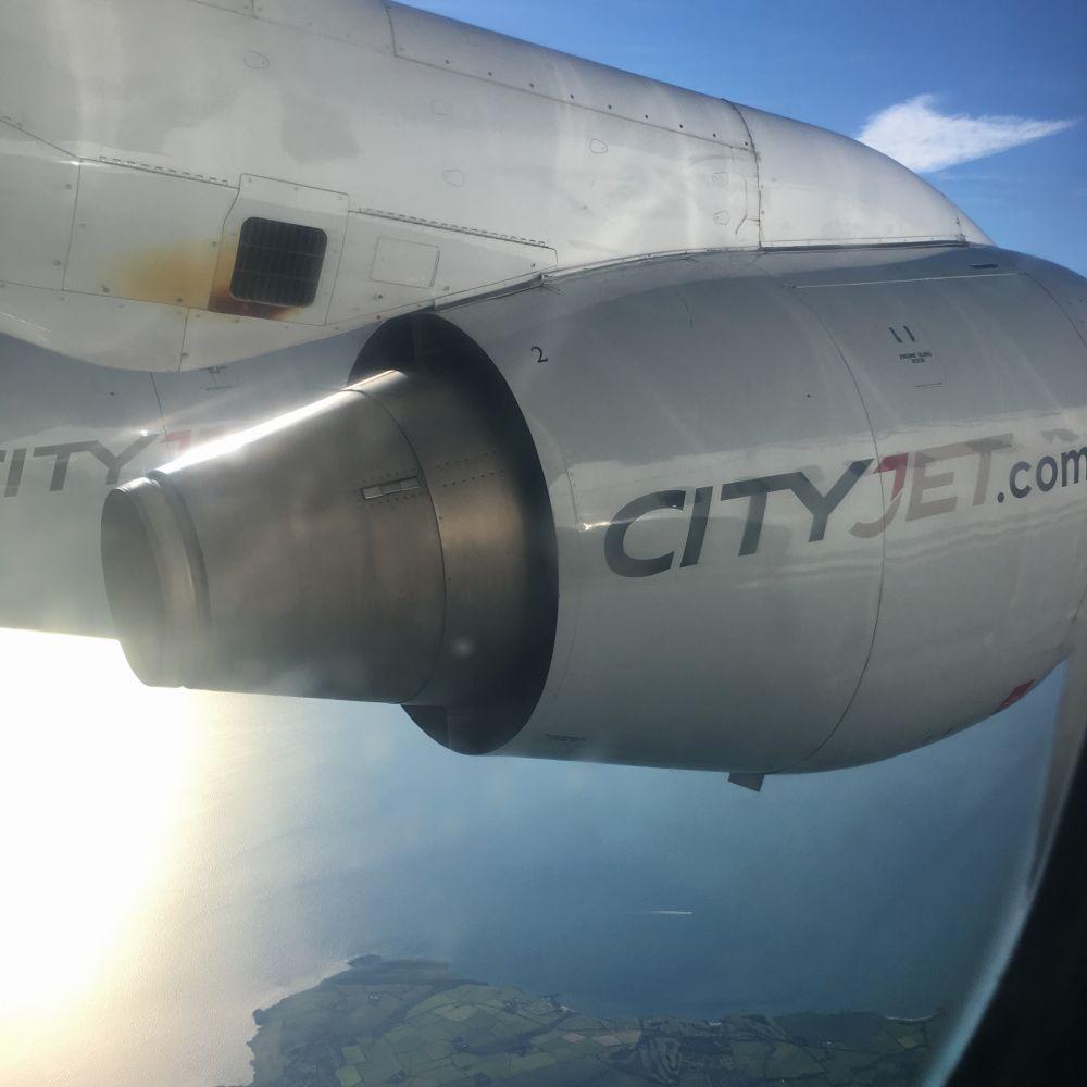Cityjet to London City Airport