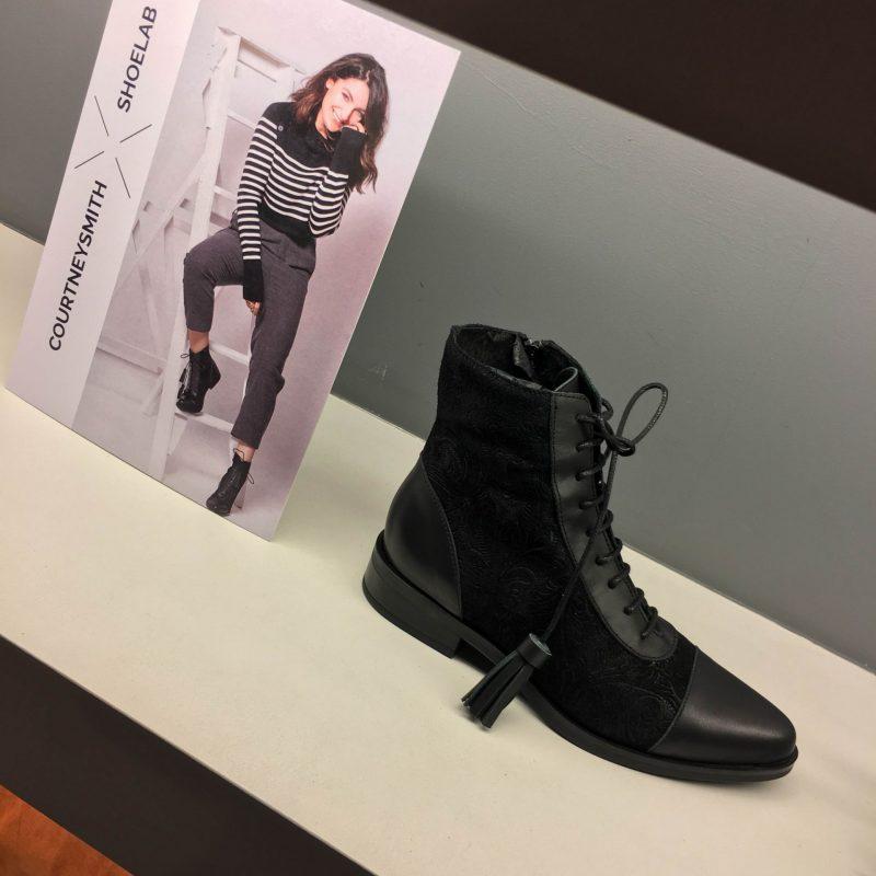 Courtney Smith x BUffalo Shoe Lab