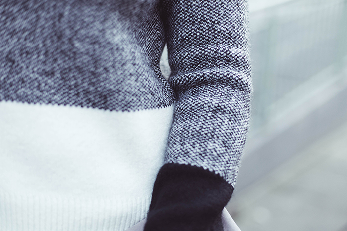 How to style Winter Knitwear
