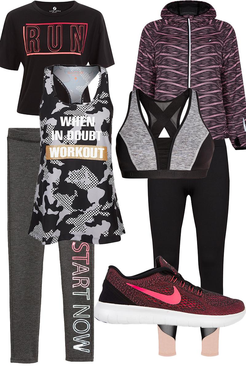 Workout wear 2017