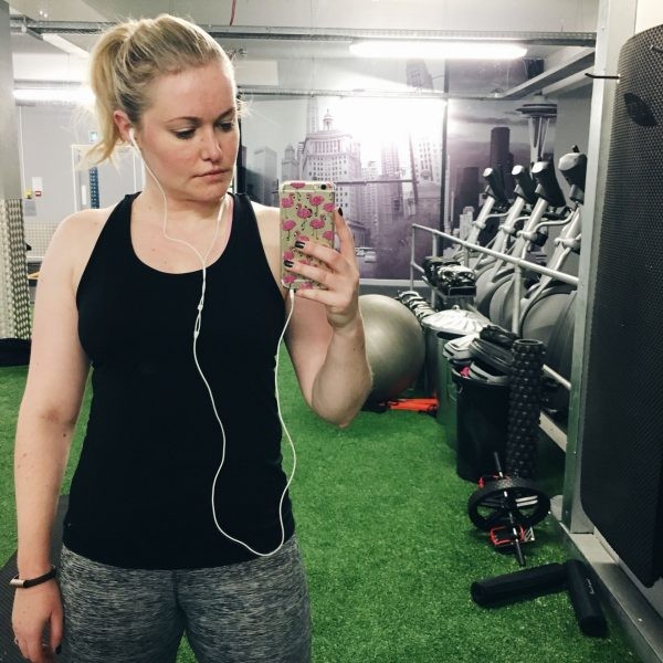 Lorna Weightman fitness regime