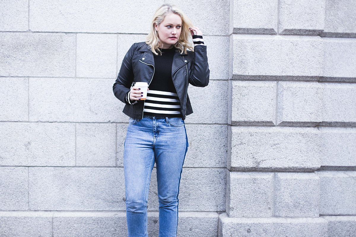 Monochrome outfit from Penneys
