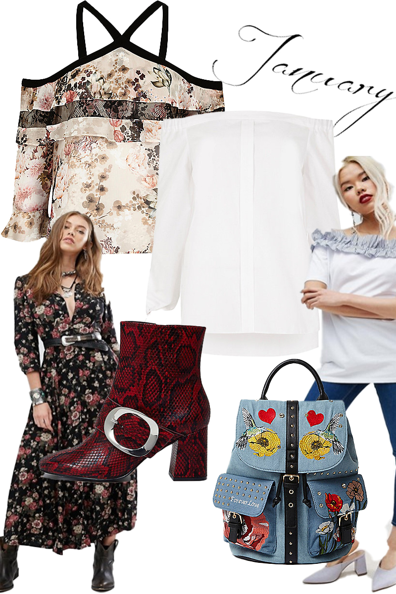 Top January High Street Fashion Finds