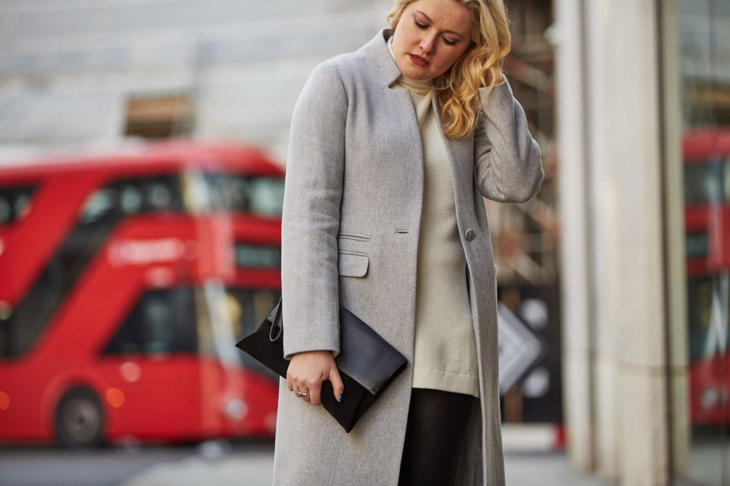 London Fashion Week Outfit Diary with Mint Velvet