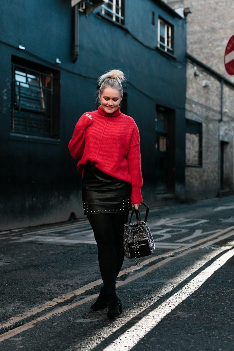 Oversize knitwear from Penneys