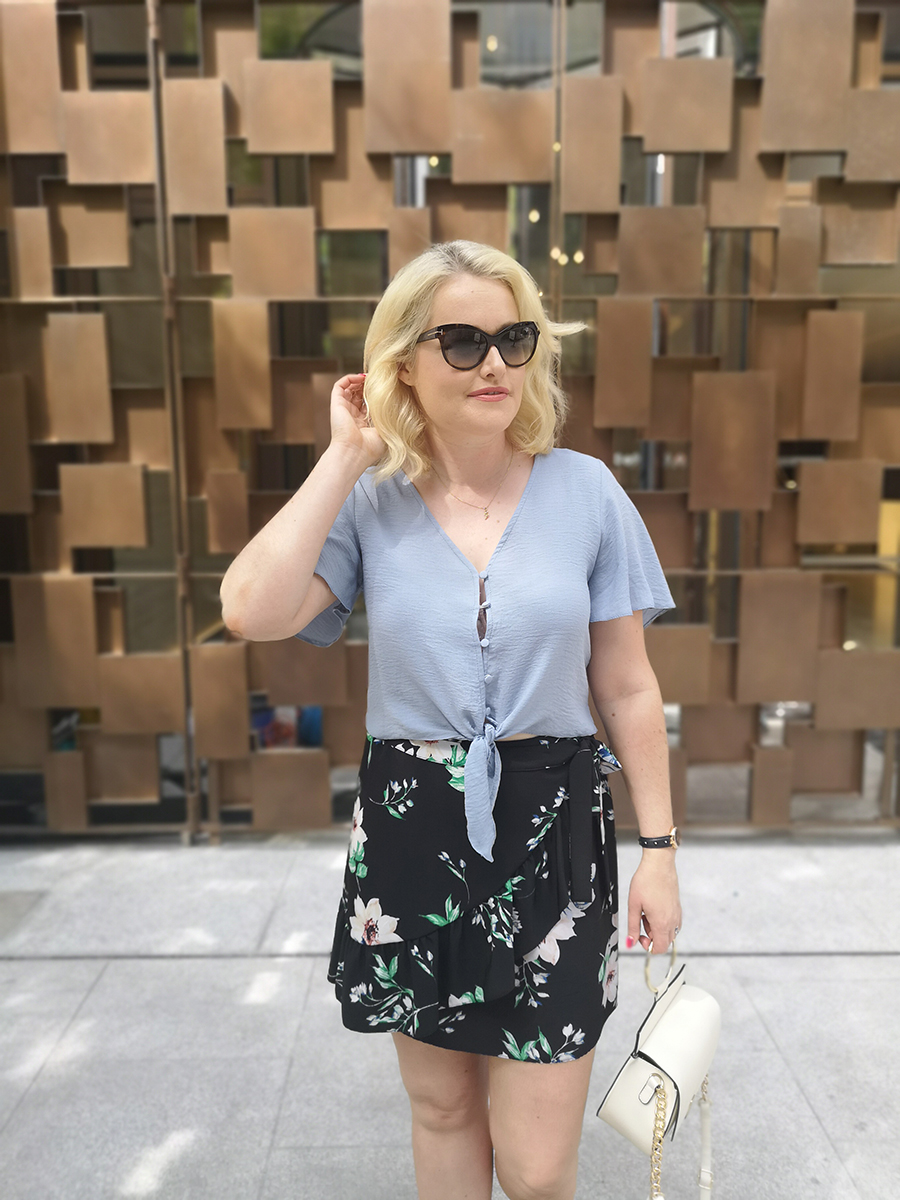 Lorna Weightman shares tips on how to dress during warm weather