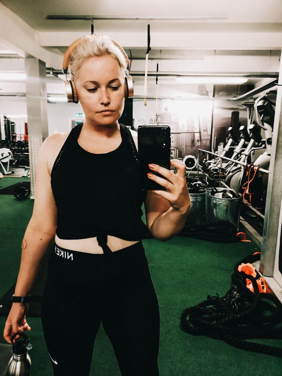How I keep fit