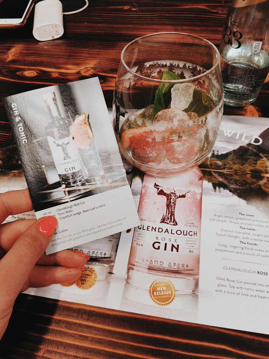 Glendalough Distillery Rose Gin