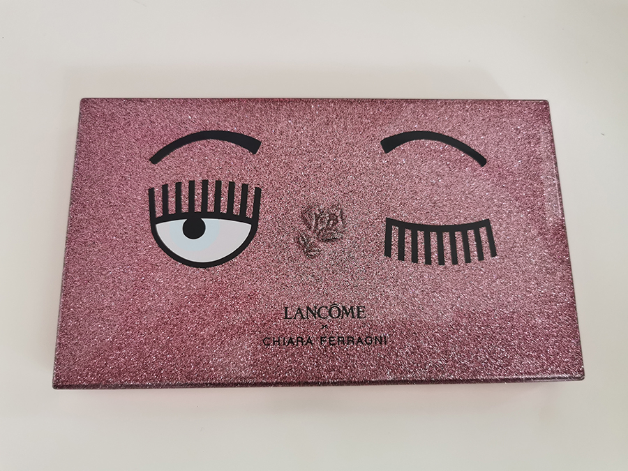 Lancome x Chiara Farragni palette