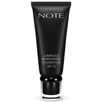Note Costmetics Luminous Foundation