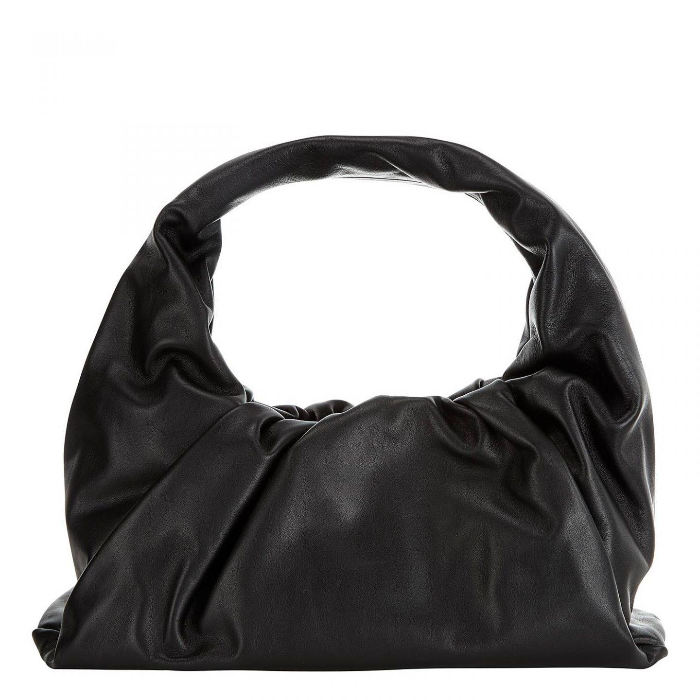 Bottega Veneta Nappa_Shoulder_Pouch_Bag €2200