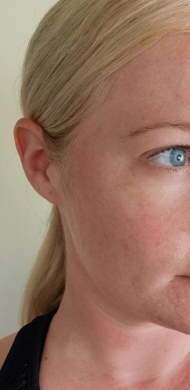 Close up image of Lorna Weightman