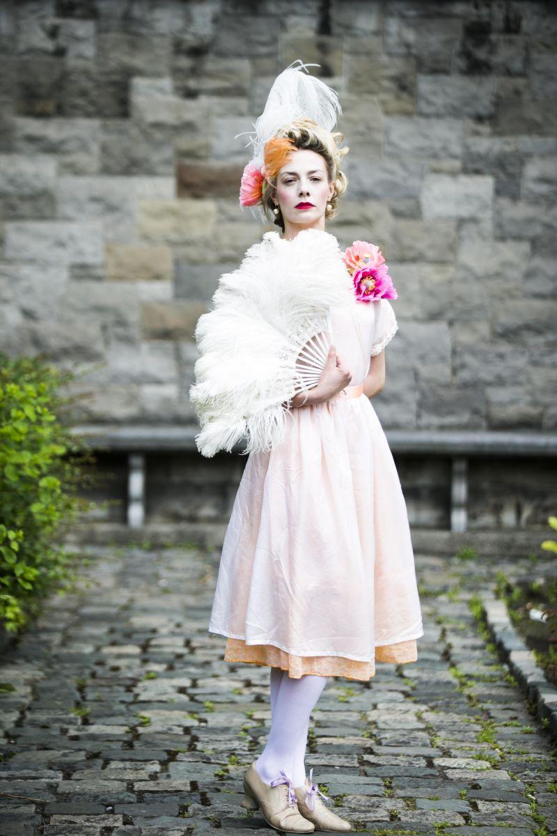 Festival Fashion at Castlepalooza