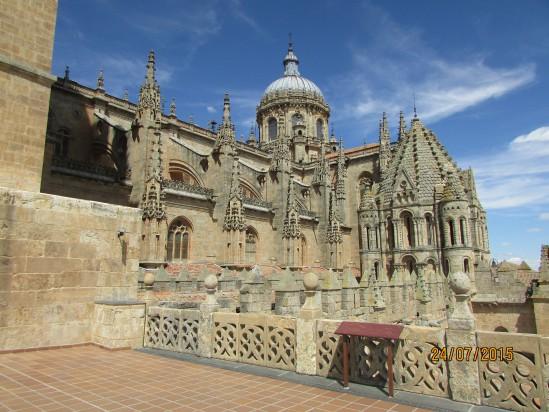 Salamnaca Spain