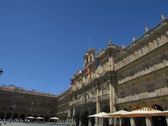 Salamanaca Spain