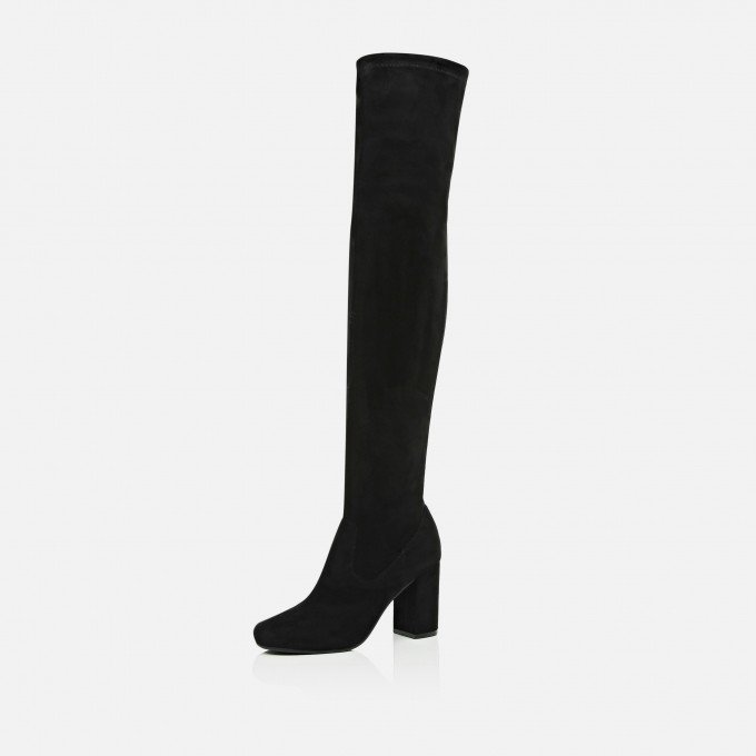 River island over the knee boots
