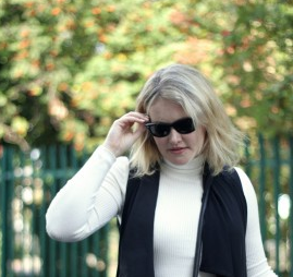 How to style a polo neck (from Penneys!)
