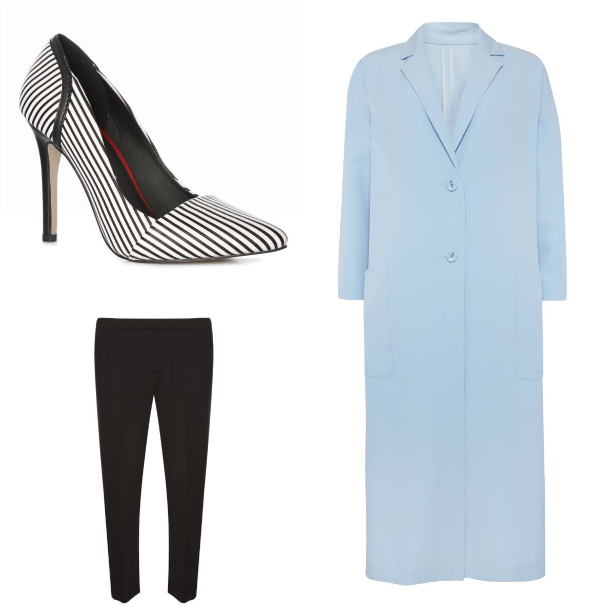Some the amazing pieces in Penneys right now! The duster coat is only  €28! Get it!