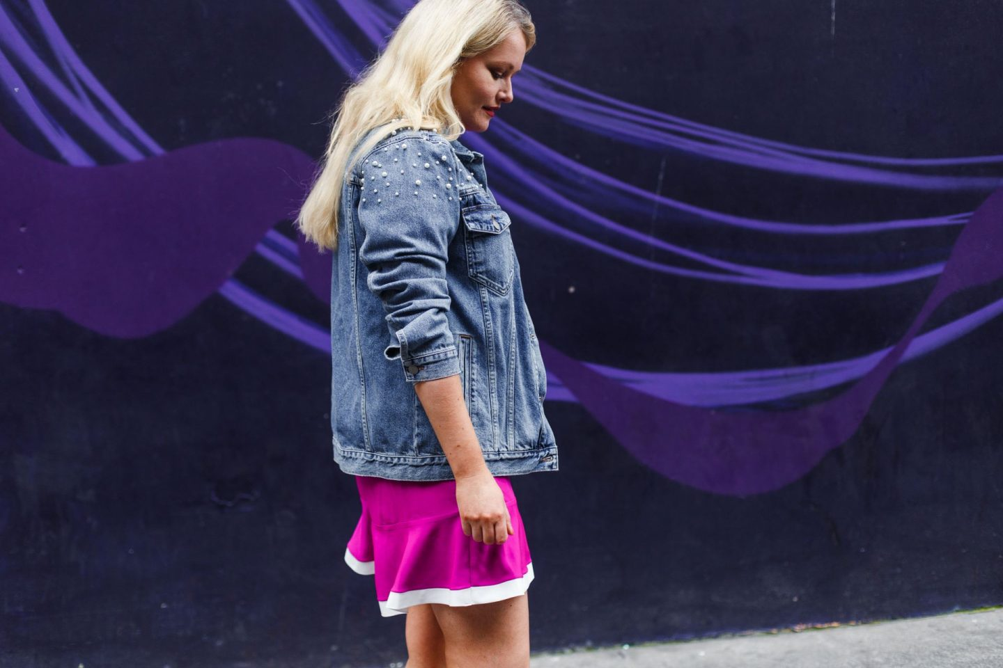 THE DENIM TREND I AM OBSESSED WITH